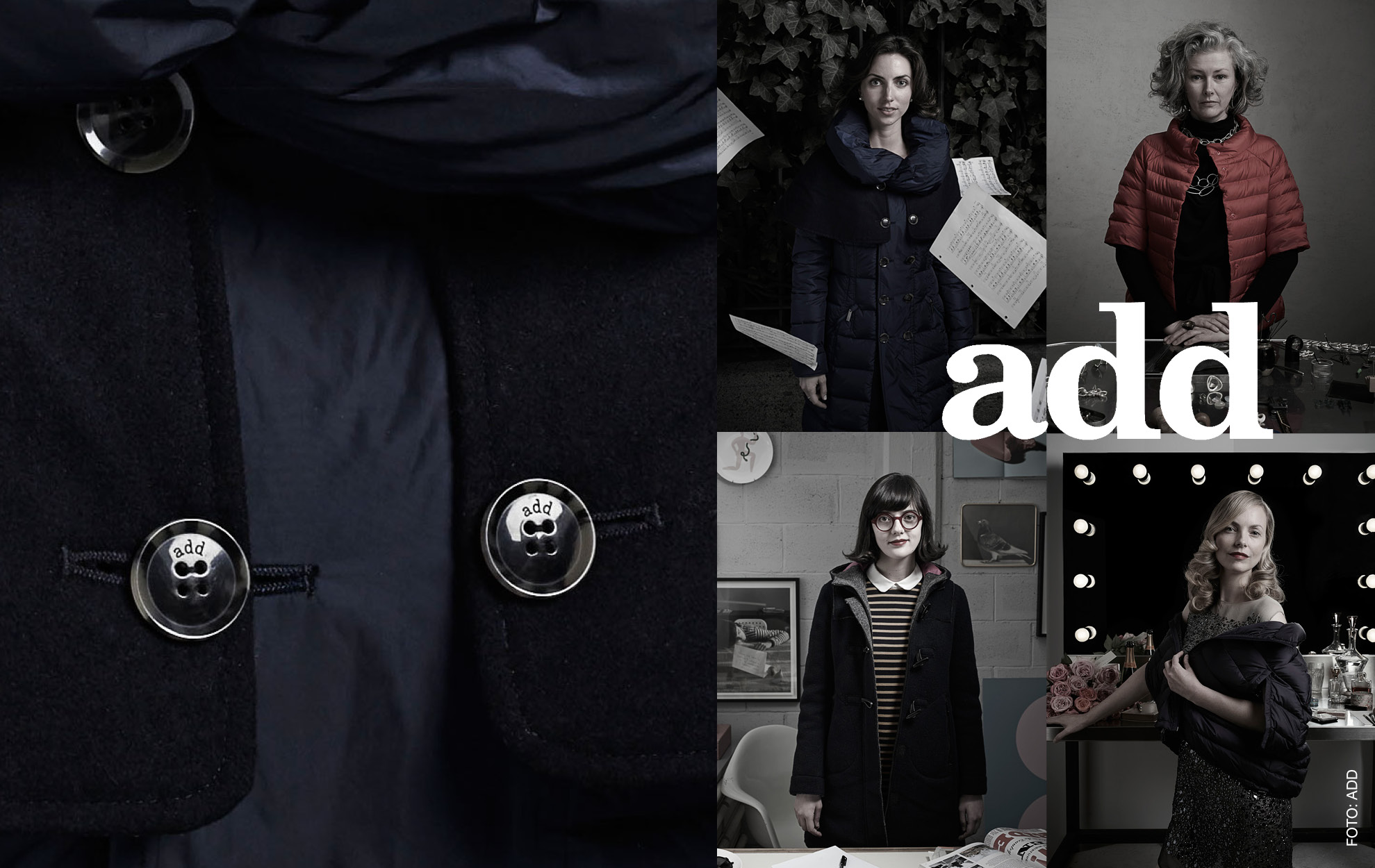 add women kulmens FW13